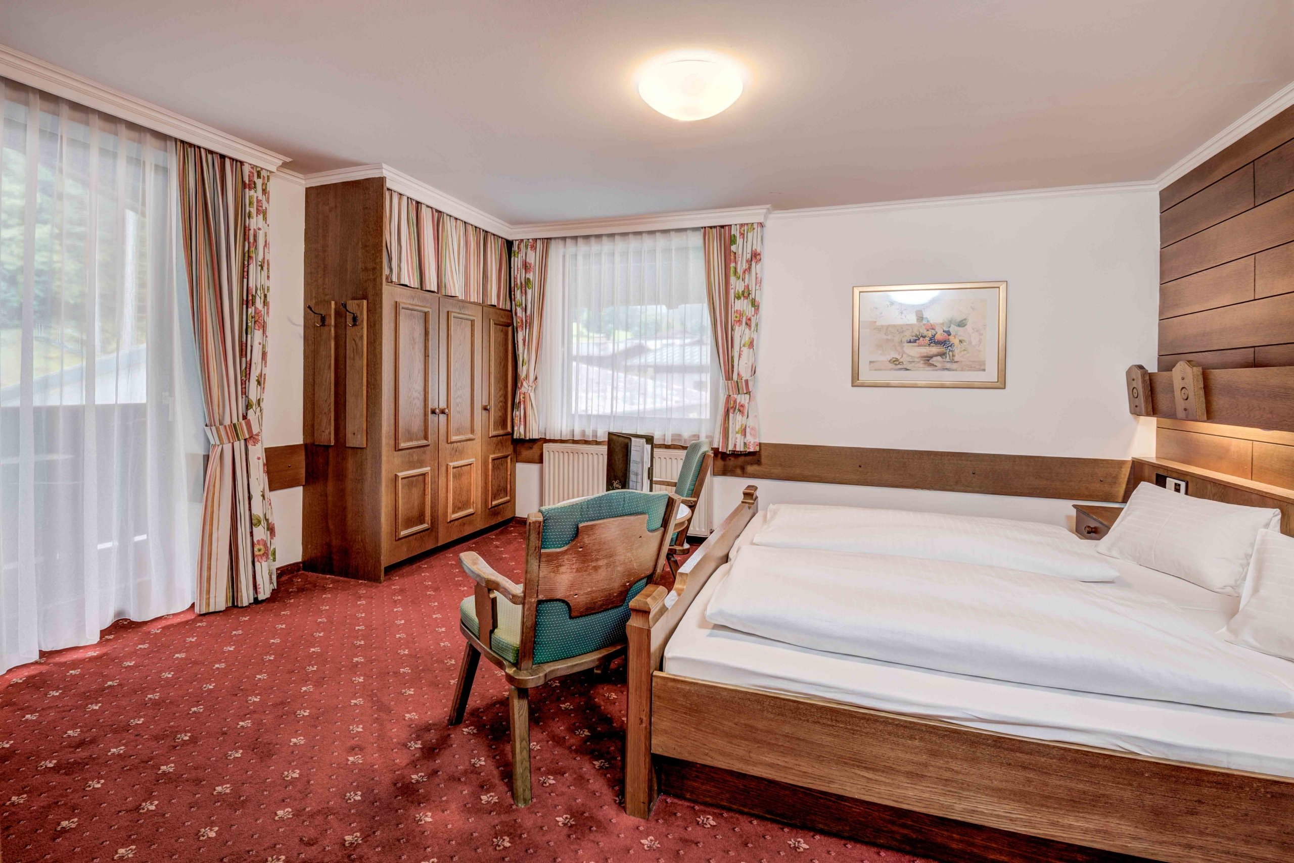 Hotel Martini Doppelzimmer mit Balkon