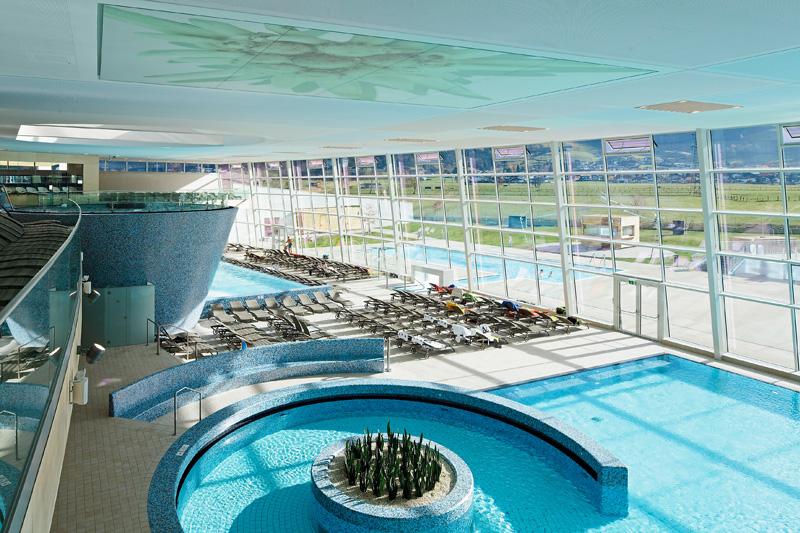 Tauern Spa Zell am See - Kaprun Indoorbereich